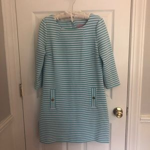 Lilly Pulitzer Charlene Striped Knit Shift Dress
